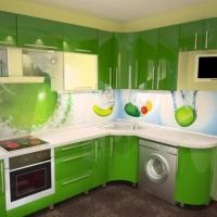 Кухонный гарнитур 578, любые размеры, изготовление на заказ