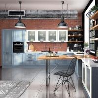 Кухонный гарнитур 596, любые размеры, изготовление на заказ