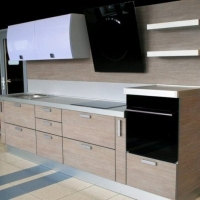 Кухонный гарнитур 605, любые размеры, изготовление на заказ