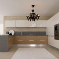 Кухонный гарнитур 614, любые размеры, изготовление на заказ
