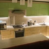 Кухонный гарнитур 629, любые размеры, изготовление на заказ