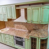 Кухонный гарнитур 667, любые размеры, изготовление на заказ