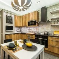 Кухонный гарнитур 695, любые размеры, изготовление на заказ