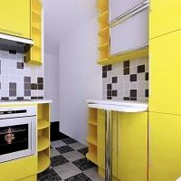 Кухонный гарнитур 71, любые размеры, изготовление на заказ