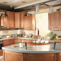 Кухонный гарнитур 726, любые размеры, изготовление на заказ