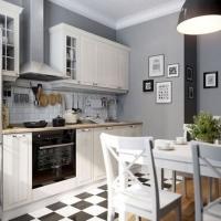Кухонный гарнитур 735, любые размеры, изготовление на заказ