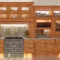 Кухонный гарнитур 739, любые размеры, изготовление на заказ