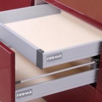 Ящик высотой 199мм для шкафа 600мм (комплект деталей ЛДСП)
