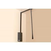 Пантограф, лифт для одежды, отделка коричневая 600-1000мм
