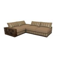 Мебельная ткань шенилл YAREN Brown(ЯРЭН Браун)