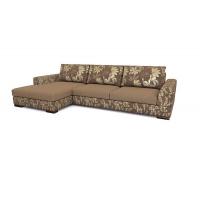 Мебельная ткань шенилл YAREN kombin brown(ЯРЭН Комбин Браун)