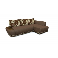 Мебельная ткань шенилл YAREN kombin chocolate(ЯРЭН Комбин Чоколэт)