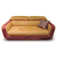 Мебельная ткань натуральная кожа антикоготь EGO Melagrana Rossa (Эго Мелаграна Росса)