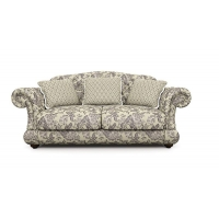 Мебельная ткань жаккард GRAZIA Grey (Грация Грэй)