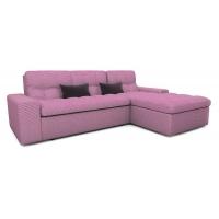 Мебельная ткань жаккард BEAT blonde pink(бит блонд пинк)