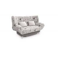 Мебельная ткань микрофибра FUROR Flowers Grey (Фурор Флауэрс Грэй)