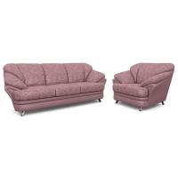Мебельна ткань микрофибра MILAN Cardigan Lilac (Милан Кардиган Лайлэк)