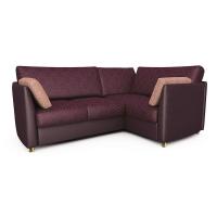 Мебельная ткань жаккард VISION plain violet (Визион Плайн Вайлет)