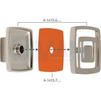 A-1415.T40 Вставка оранжевая для ручек A-1415