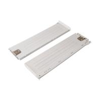 Боковины Firmax с роликовыми направляющими, H=118 мм, L=300мм, белый RAL9003, (4 части)
