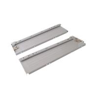 Боковины Firmax с роликовыми направляющими, H=118 мм, L=350мм, серый RAL7004, (4 части)