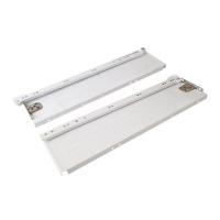 Боковины Firmax с роликовыми направляющими, H=118 мм, L=450мм, белый RAL9003, (4 части)