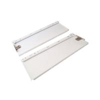 Боковины Firmax с роликовыми направляющими, H=150 мм, L=270мм, белый RAL9003, (4 части)
