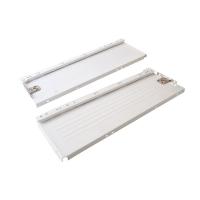 Боковины Firmax с роликовыми направляющими, H=150 мм, L=550мм, белый RAL9003, (4 части)