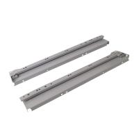 Боковины Firmax с роликовыми направляющими, H=54 мм, L=450мм, серый RAL7004,(4 ч.)