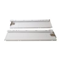 Боковины Firmax с роликовыми направляющими, H=86 мм, L=250мм, белый RAL9003, (4 части)