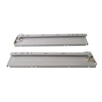 Боковины Firmax с роликовыми направляющими, H=86 мм, L=270мм, серый RAL9003, (4 части)