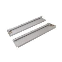 Боковины Firmax с роликовыми направляющими, H=86 мм, L=500мм, серый RAL9003, (4 части)