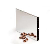 Цоколь кухонный ALPHALUX, H=100мм, L=4м, зеркальный, пластик+алюминиевая фольга