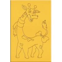 Фрезеровка 402 Маленькая страна1 Жираф коллекция Классик фасады Кедр