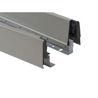 Комплект боковин Firmax длина 400 мм (левая, правая) для ящика Newline, серый