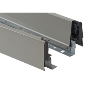 Комплект боковин Firmax длина 450 мм (левая, правая) для ящика Newline, серый