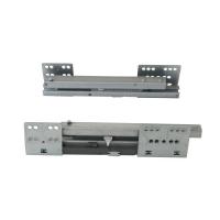 Комплект направляющих PUSH-TO-OPEN Firmax 270 мм (левая, правая) для ящика Newline