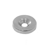 Ответная планка для магнита под саморез, D16 мм для экспозитора из магнитного винила