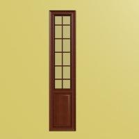 Фасады для корпусной мебели Нике  2036x447 VLGP  массив Италия