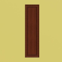 Фасады для корпусной мебели Нике 1676х447L  массив Италия