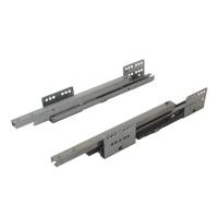 Комплект направляющих PUSH-TO-OPEN Firmax 350 мм (левая, правая) для ящика Newline