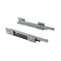 Комплект направляющих PUSH-TO-OPEN Firmax 400 мм (левая, правая) для ящика Newline