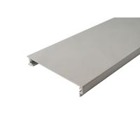 Панель передняя Firmax для внутреннего ящика Newline, L=1100 мм, серая (алюминий)