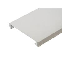 Панель передняя Firmax для внутреннего ящика Newline, L=1100 мм, белая (алюминий)
