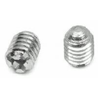 Крепежный винт стяжки конической, М6, L=8мм, сталь