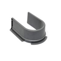 Гибкий профиль для ящика под мойку Firmax серый