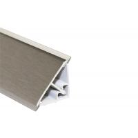 Бортик треугольный под шлифованный алюминий к столешнице 8STEPEN L=4000