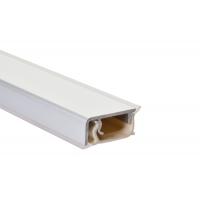 Бортик прямоугольный H.12 сталь нержавеющая полированная, к столешнице 8STEPEN L=4200