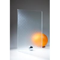 Стекло Паве бесцветное матированное узорчатое 2550х1605х4мм