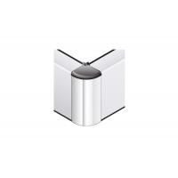 """Уголок 90"""" внешний для прямоугольного бортика R3600, цвет 07 серый"""